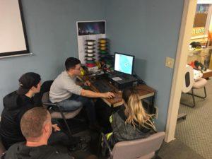 Teach CAD class